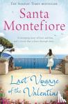 Montefiore, Santa - Last Voyage of the Valentina