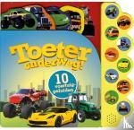 - Geluidboek Toeter onderweg