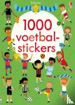 - 1000 Voetbal stickers