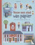 - Vouw een stad van papier