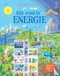 - Kijk rond in energie - Flapjesboek