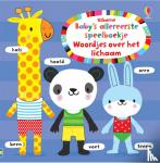 - Baby's allereerste speelboekje