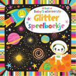 - Baby's allereerste Glitter speelboekje
