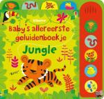 - Baby's allereerste geluidenboekje Jungle