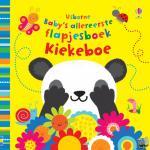- Baby's allereerste speel- en voelboekje Kiekeboe