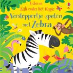 - Verstoppertje spelen met Zebra