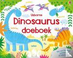 - Dinosaurus Activiteitenblok
