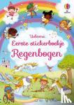- Eerste stickerboekje Regenbogen