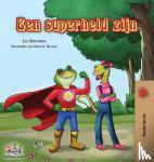 Shmuilov, Liz, Books, Kidkiddos - Een superheld zijn