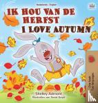 Admont, Shelley, Books, Kidkiddos - I Love Autumn (Dutch English bilingual book for children)