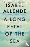 Allende Isabel Allende - A Long Petal of the Sea