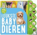 - Leukste babydieren, geluidboek met 10 geluiden