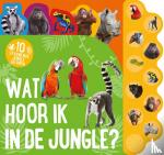 -, - - Wat hoor ik in de jungle?