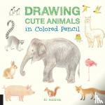 Akikusa, Ai - Drawing Cute Animals in Colored Pencil