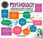 Dr Alan Porter - A Degree in a Book: Psychology