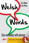 Steve Morris, Paul Meara - Welsh Words - Geirfa Graidd, Lefel Mynediad (De Cymru/South Wales) - Core Vocabulary With Phrases
