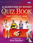 Gymer, David, Ball, David - A Question of Sport Quiz Book