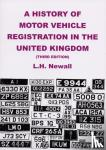 Newall, L.H. - A History of Motor Vehicle Registration in the United Kingdom