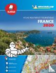 - *ATLAS MICHELIN FRANCE ROUTIER 2020