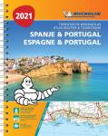 - ATLAS MICHELIN SPANJE & PORTUGAL 2021