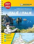- ATLAS MICHELIN ITALIE 2021