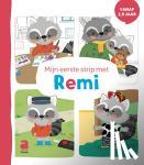 Vernelen, Aag - Mijn eerste strip met Remi [vanaf 2,5j]