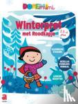- Winterboek: Winterpret met Roodkapje