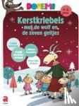 - Winterboek: Kerstkriebels met de wolf en de zeven geitjes