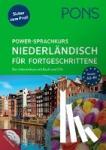 - PONS Power-Sprachkurs Niederländisch für Fortgeschrittene
