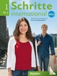 Niebisch, Daniela - Schritte international Neu 1. Kursbuch + Arbeitsbuch + CD zum Arbeitsbuch - Deutsch als Fremdsprache / Kursbuch + Arbeitsbuch + CD zum Arbeitsbuch