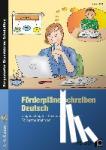 Keil, Marion - Förderpläne schreiben: Deutsch - Diagnosebögen - Formulierungshilfen - Fördermaßnahmen (1. bis 4. Klasse)
