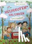 Gerhardt, Sven, Schmidt, Vera - Die Heuhaufen-Halunken - Rache ist Süßkram