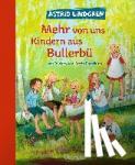 Lindgren, Astrid - Mehr von uns Kindern aus Bullerbü (farbig)