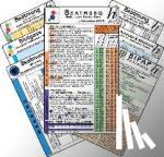 - Beatmungs-Karten-Set - professional 2016 (7er-Set) - Medizinische Taschen-Karte