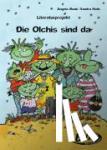 """Dietl, Erhard, Maak, Angela, Molls, Sandra - Literaturprojekt zu """"Die Olchis sind da"""" - F?r die 3.-4. Klasse"""