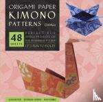 """Tuttle Publishing - Origami Paper - Kimono Patterns - Small 6 3/4"""" - 48 Sheets"""