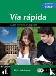- Vía Rápida Libro del alumno + 2 CD