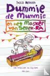 Menten, Tosca - Dummie de mummie en het masker van Sebek-Ra