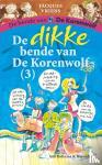 Vriens, Jacques - DIKKE BENDE VAN DE KORENWOLF 3