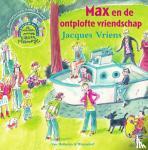 Vriens, Jacques - De kinderen van het Kattenpleintje 2 Max en de ontplofte vriendschap