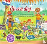 Dam, Arend van - Op een dag (met gratis poster)