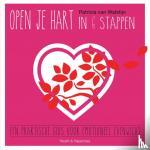 Walstijn, Patricia van - Open je hart in 6 stappen