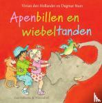 Hollander, Vivian den - Apenbillen en wiebeltanden