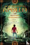 Riordan, Rick - De duistere voorspelling - De beproevingen van Apollo boek 2