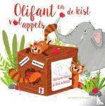 Busser, Marianne, Schröder, Ron - Olifant en de kist vol appels
