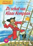 Dam, Arend van - De schat van Klaas Kompaan