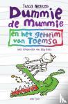 Menten, Tosca - Dummie de mummie en het geheim van Toemsa