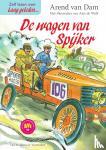Dam, Arend van - De wagen van Spijker - Zelf lezen met Lang geleden AVI M4