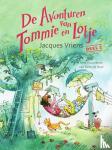 Vriens, Jacques - AVONTUREN VAN TOMMIE EN LOTJE DEEL 2