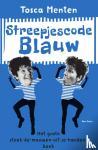 Menten, Tosca - Streepjescode Blauw